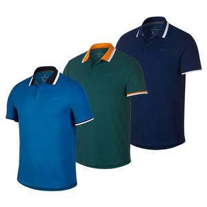 Men`s Court Advantage Classic Tennis Polo