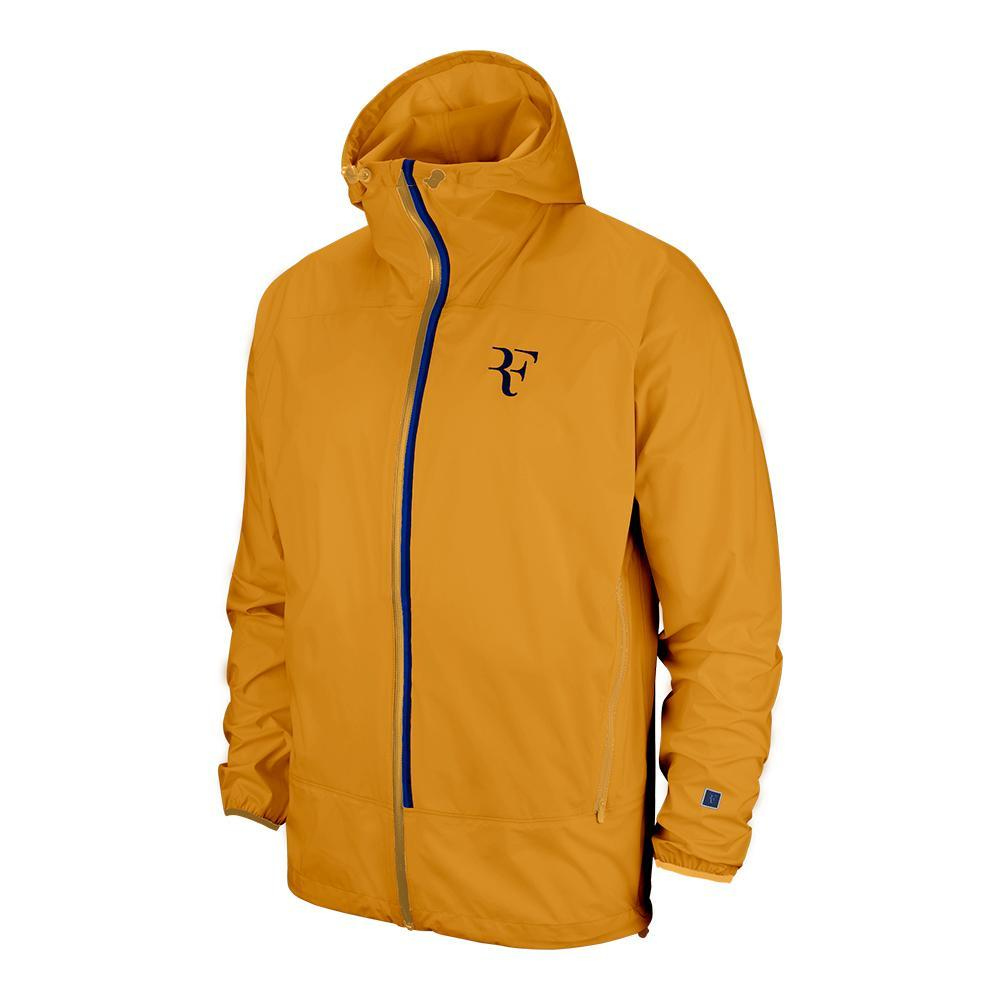 Men's Roger Federer Court Packable Tennis Jacket
