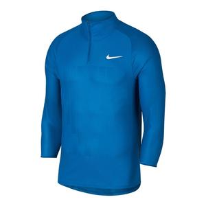 Men`s Court Challenger 3/4 Sleeve Tennis Top
