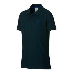 Boys` Roger Federer Essential Tennis Polo