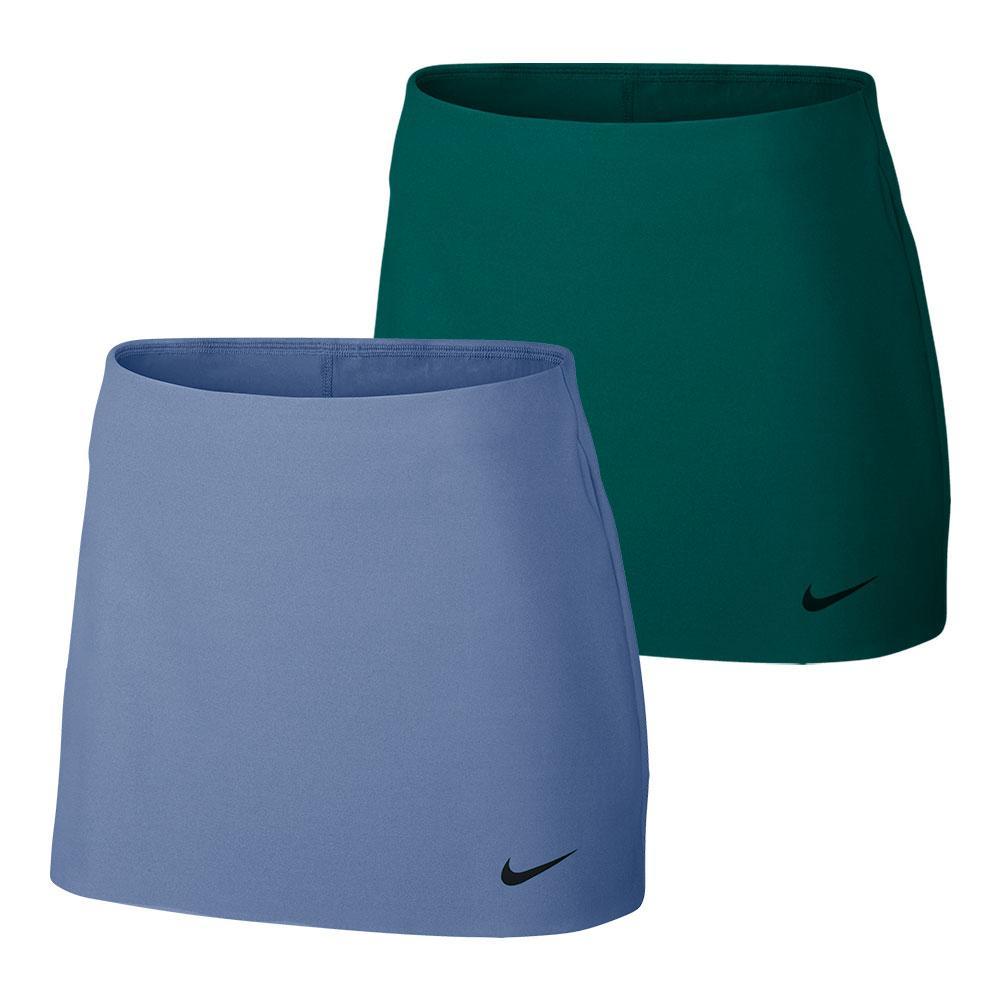 860c54020f Nike Women's Tall Court Power Spin Tennis Skort