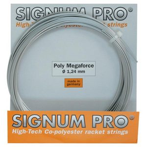 SIGNUM PRO SIGNUM MEGA FORCE 17G (1.24) STRINGS