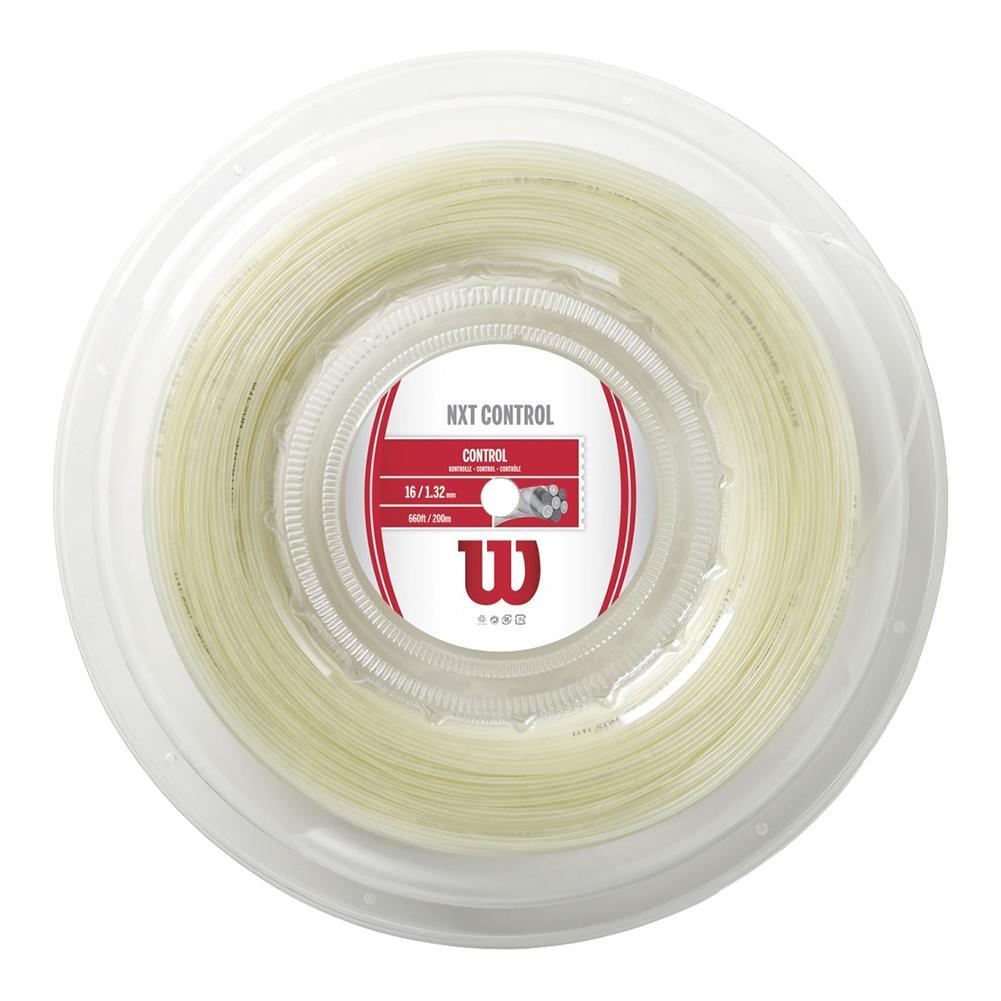 Nxt Control 16g 200m Tennis String Reel Natural