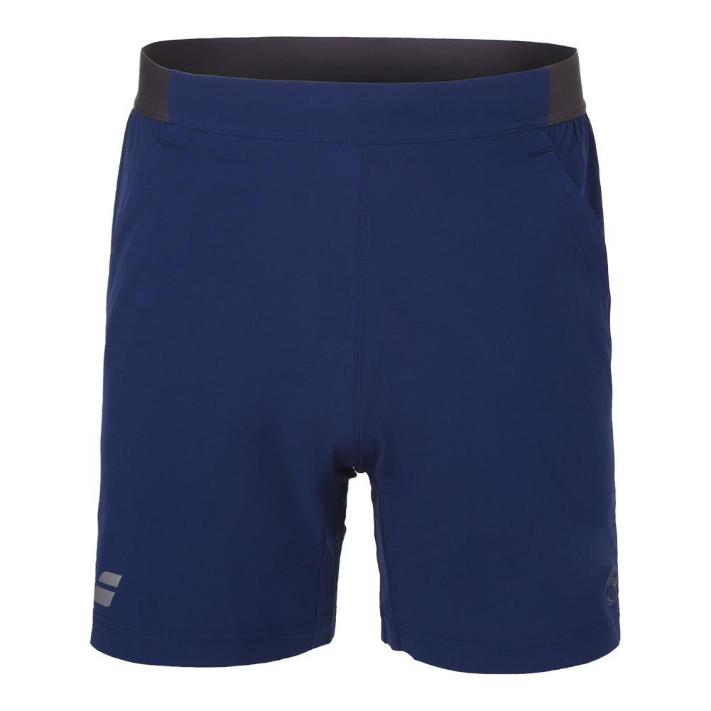 Men's Wimbledon 7 Inch Performance Tennis Short