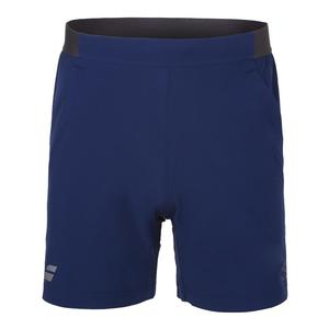 Men`s Wimbledon 7 Inch Performance Tennis Short
