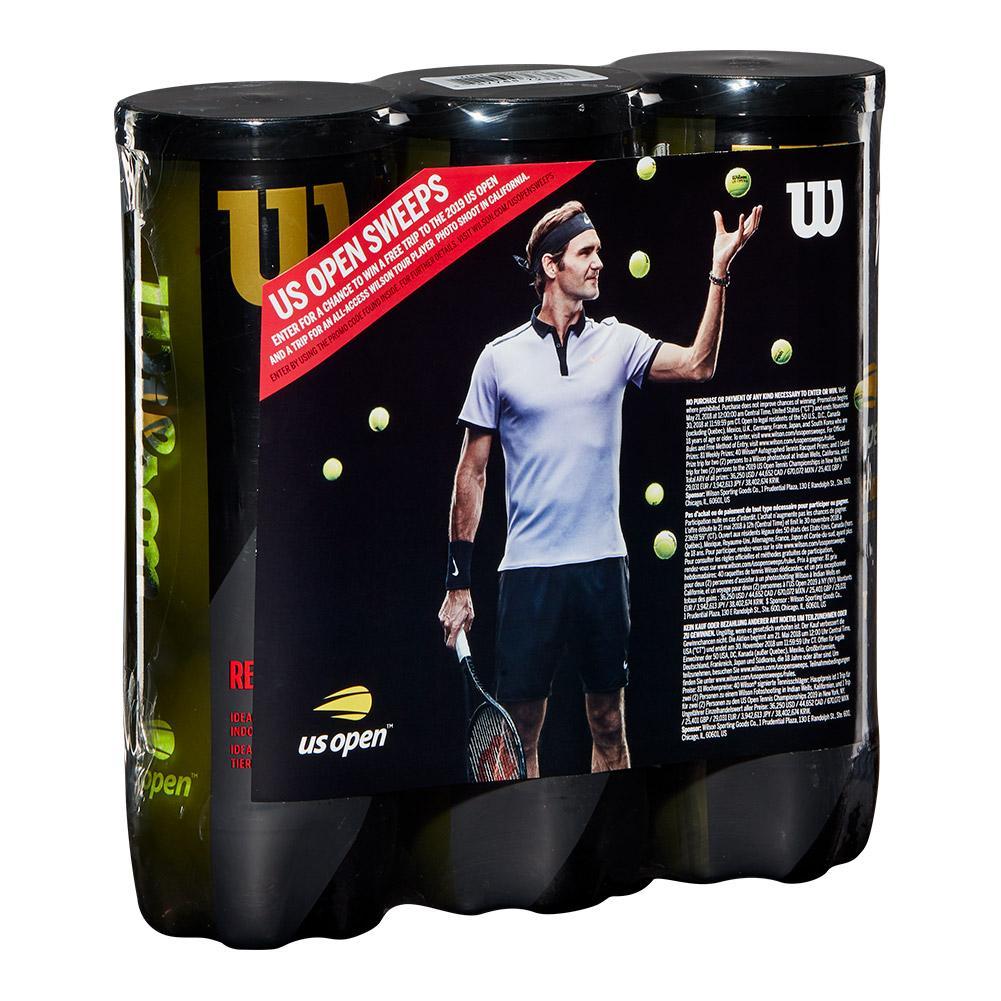 Us Open Promo Regular Duty Tennis Ball 3 Pack