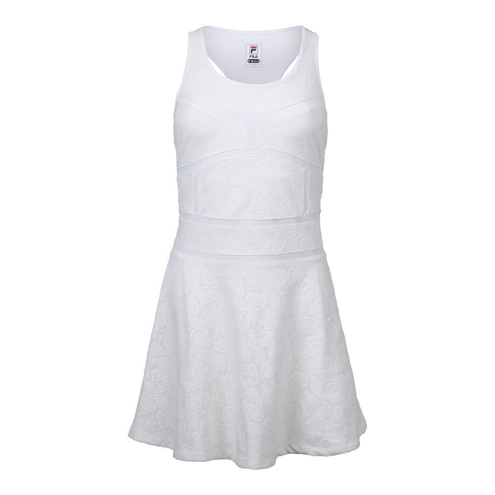 Women's The Championships Tennis Dress White