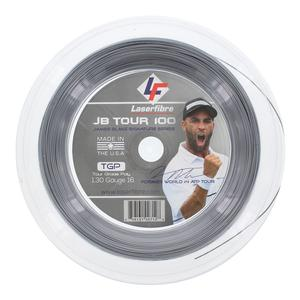 JB Tour 100 Tennis String Reel Silver