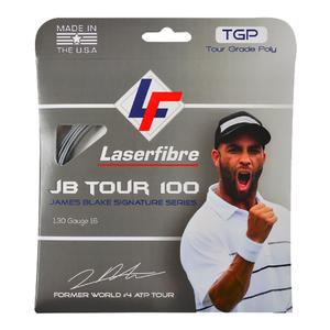 JB Tour 100 Tennis String Silver