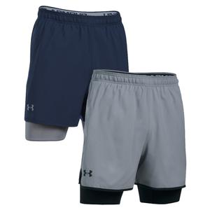 Men`s Qualifier 2-in-1 Short