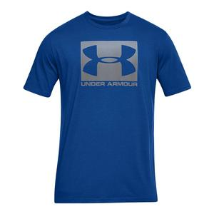 Men`s UA Boxed Short Sleeve Top