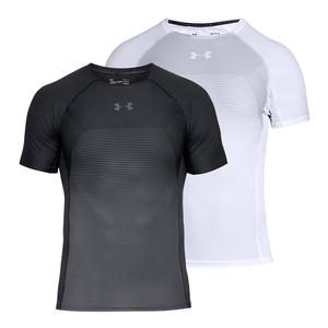 Men`s Threadborne Vanish Short Sleeve Compression Top