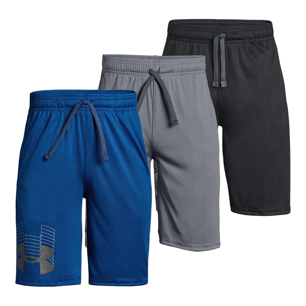 Boys ` Ua Prototype Logo Short