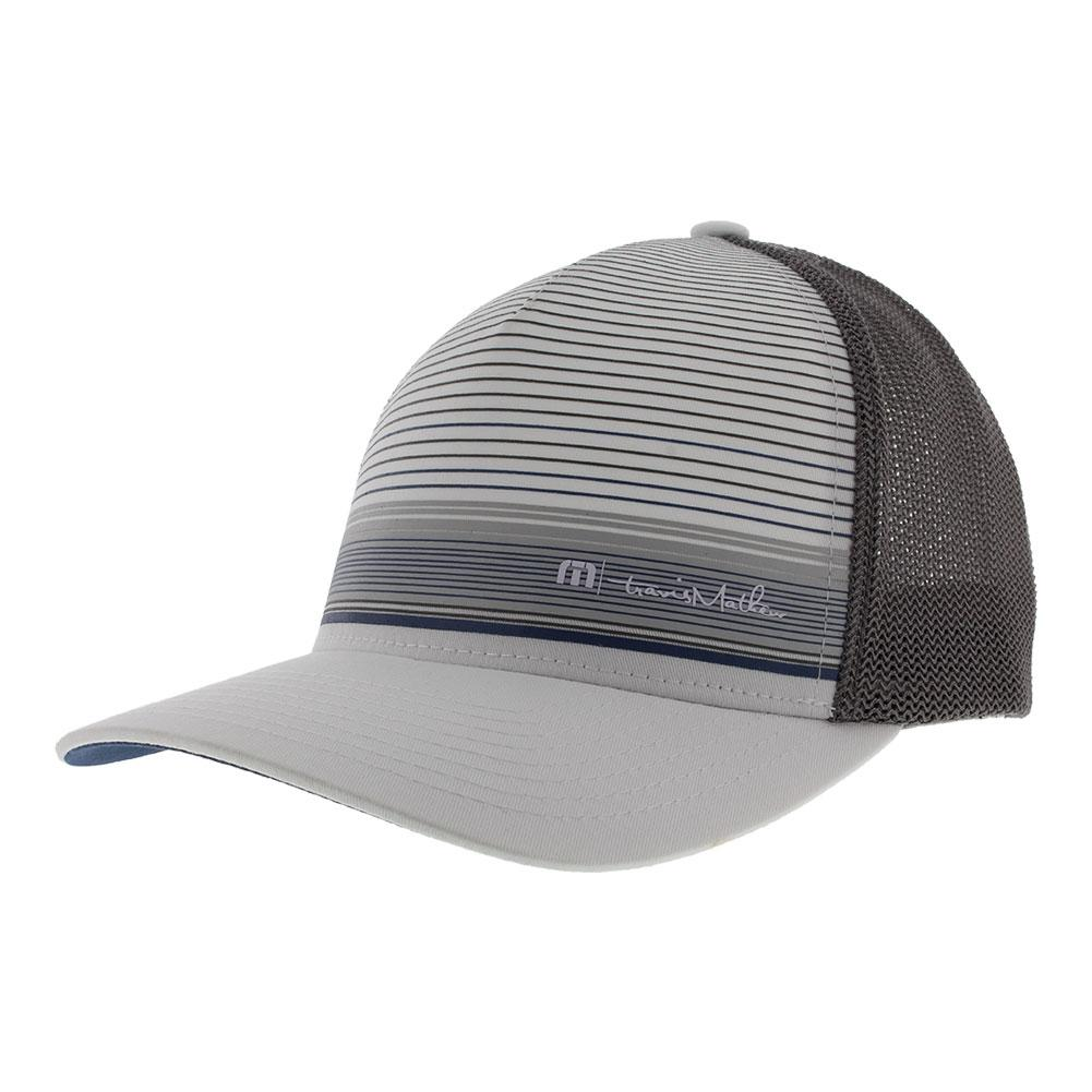33342b99616 best price travismathew travismathew mens brown tennis cap white a9408 4f59a