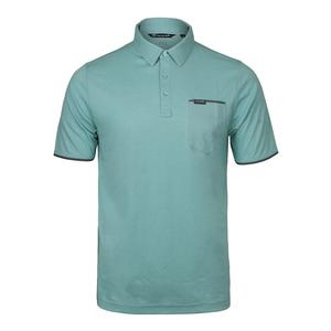 Men`s Joe Tennis Polo Heather Canton