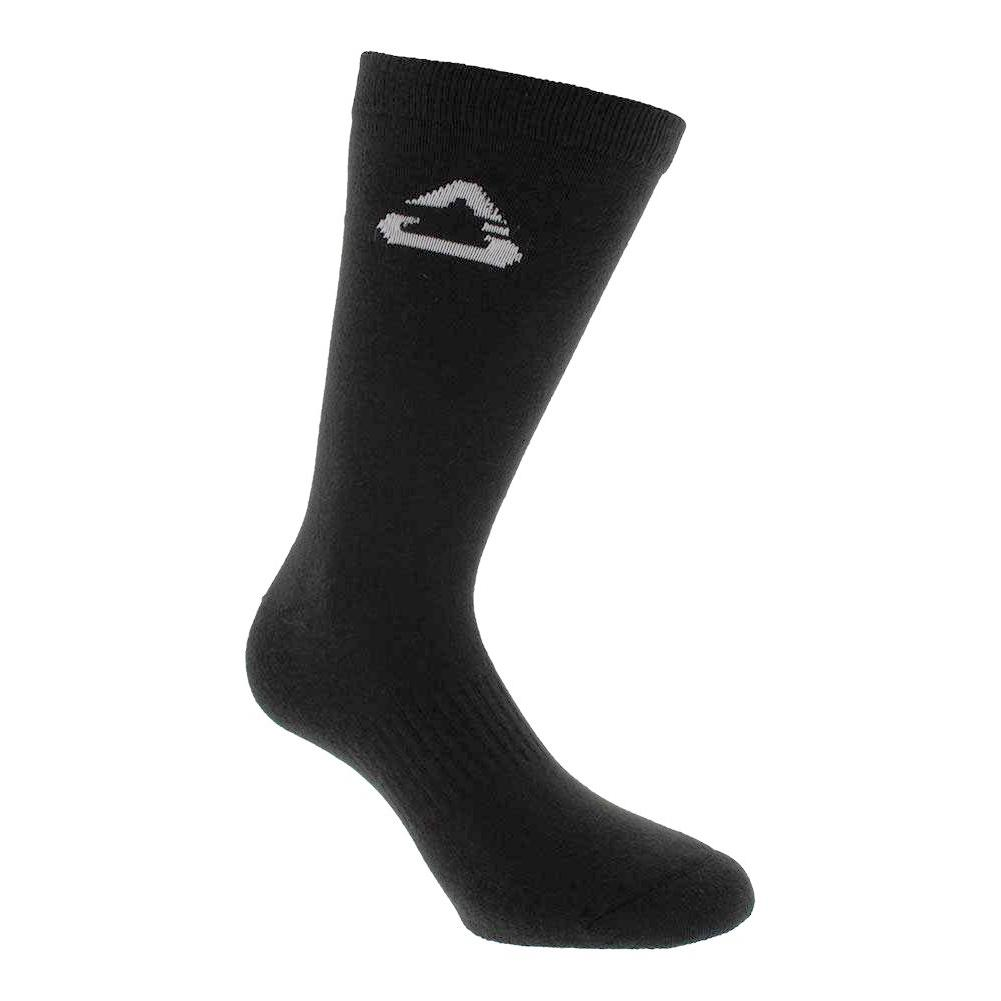 Men's Daily Driver Tennis Socks Black