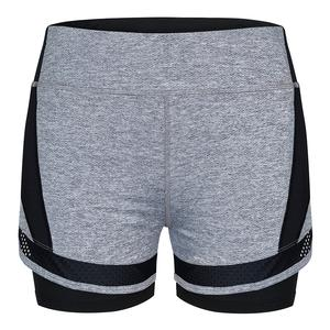 Women`s Esmeralda Tennis Short Froster Heather
