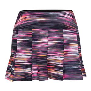 Women`s Shayla 13.5 Inch Tennis Skort Brushed Print