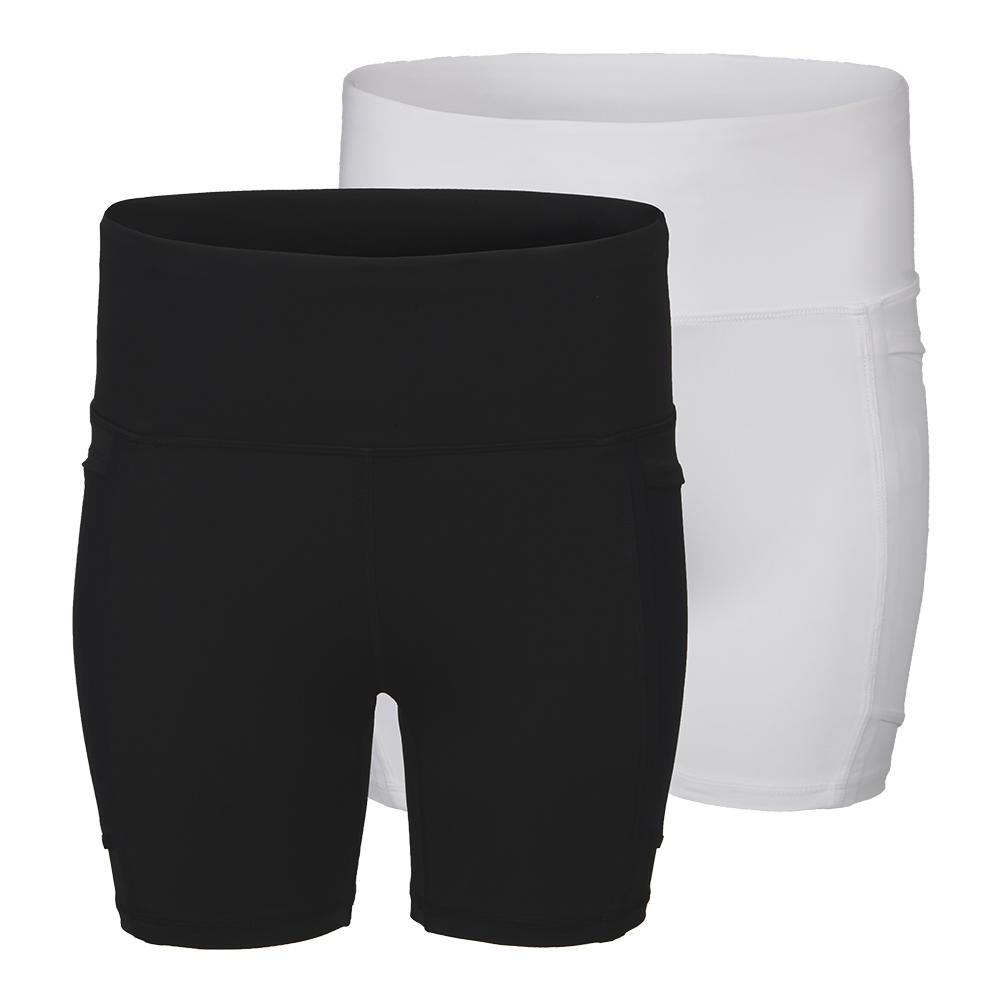 Women's Desi Compression Tennis Short