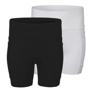 Women`s Desi Compression Tennis Short