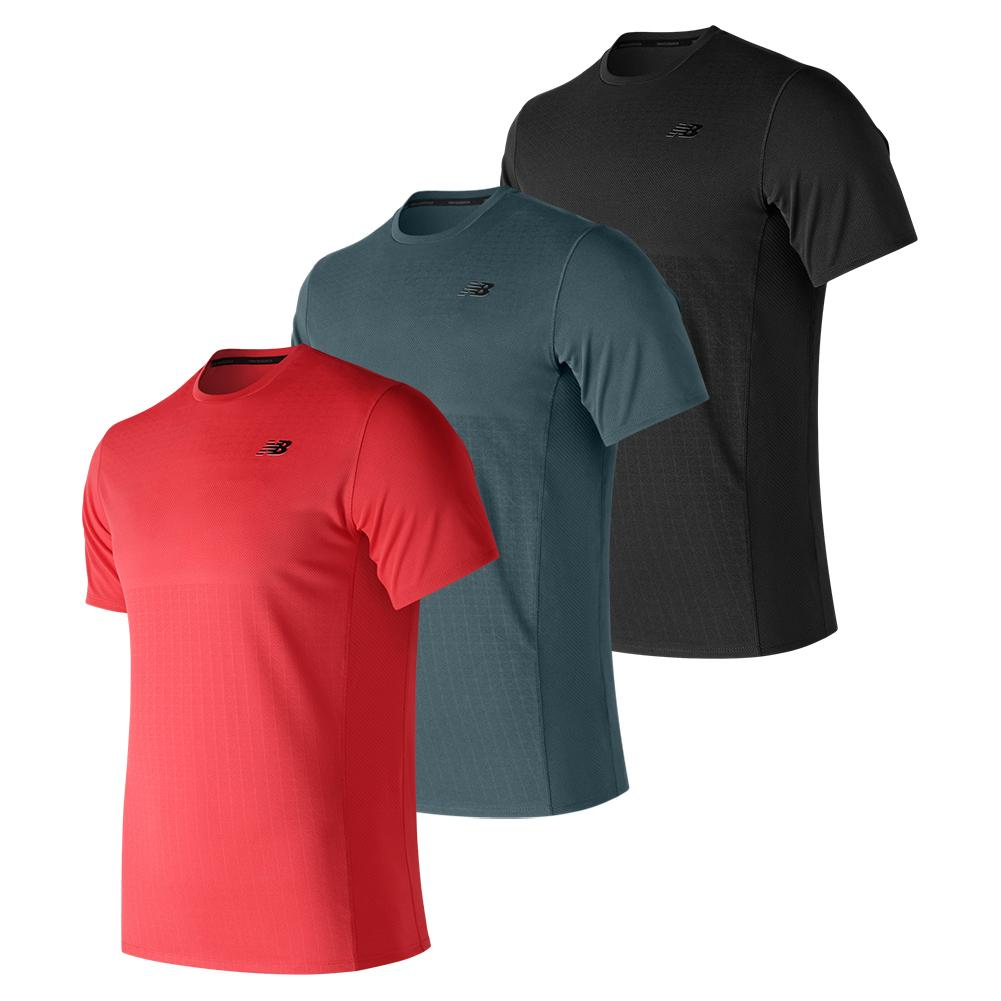 Men's Max Intensity Short Sleeve Tennis Top