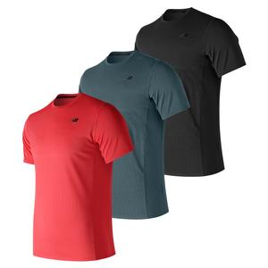 Men`s Max Intensity Short Sleeve Tennis Top