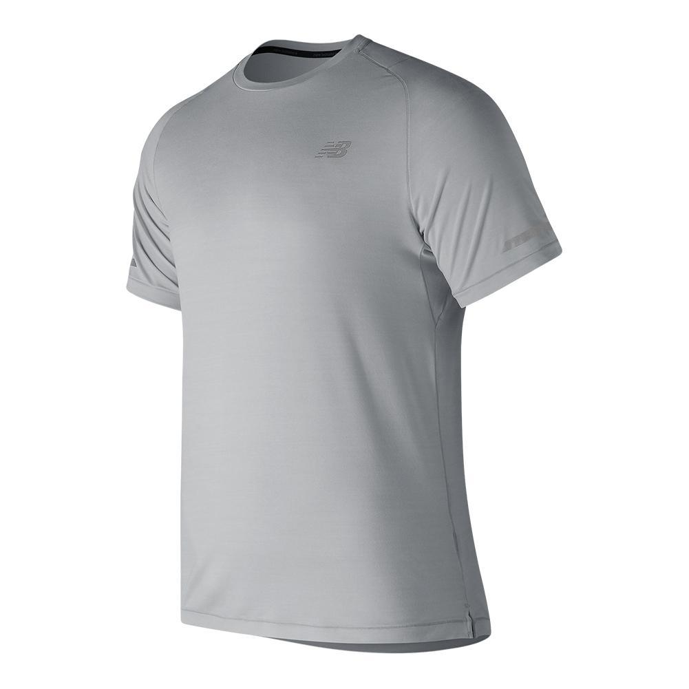 Men's Seasonless Short Sleeve Tennis Top