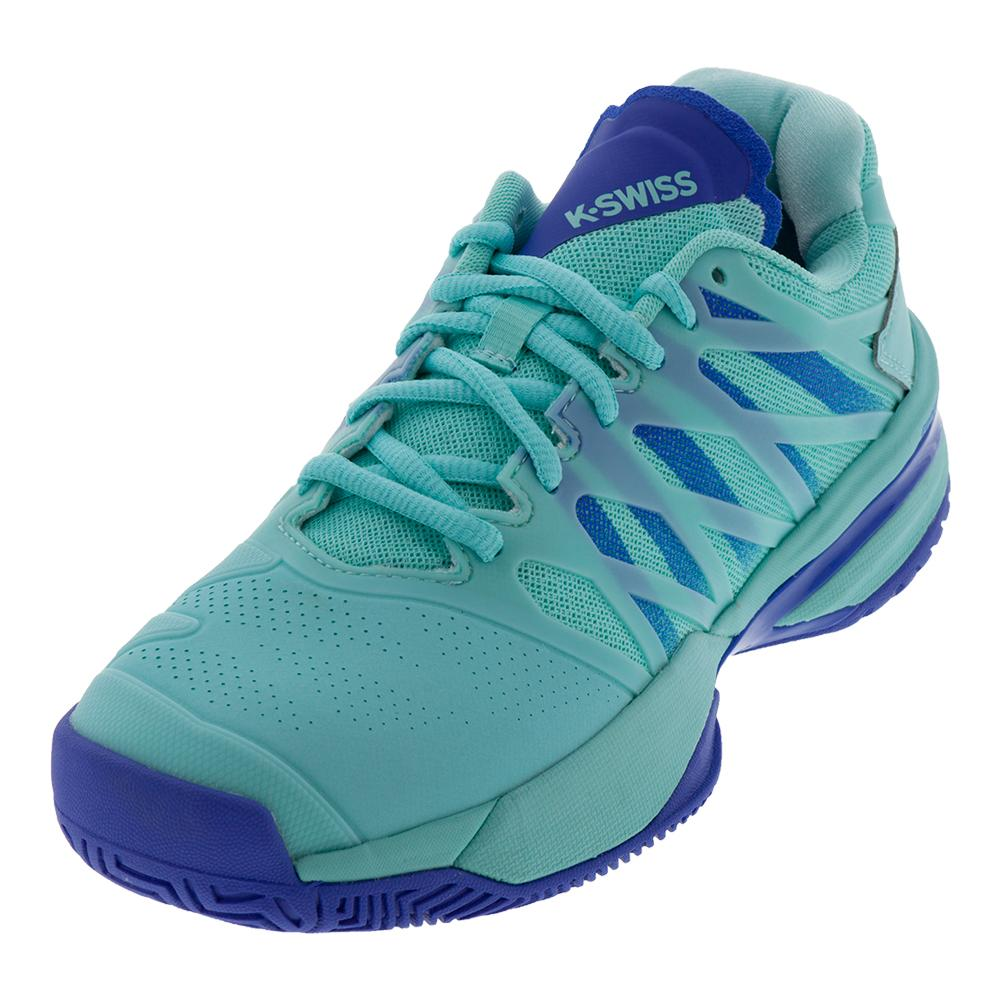 Women's Ultrashot Tennis Shoes Aruba Blue And Dazzling Blue