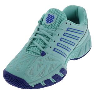 Women`s BigShot Light 3 Tennis Shoes Aruba Blue and Dazzling Blue