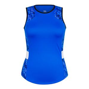 Women`s Adair Tennis Tank Admiral Blue