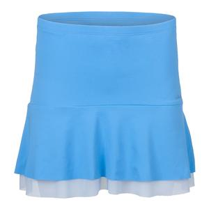 Women`s Breeze Tennis Skort Baby Blue