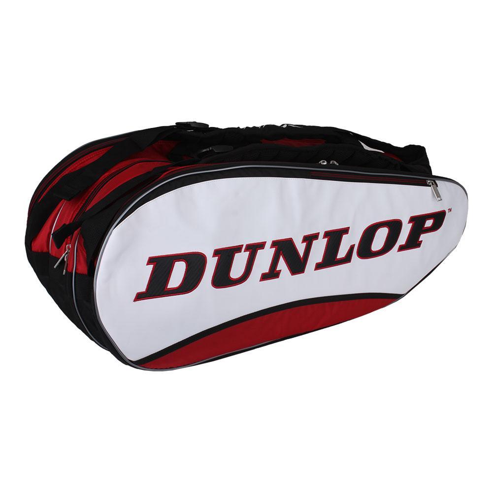 Srixon 12 Pack Tennis Bag Red