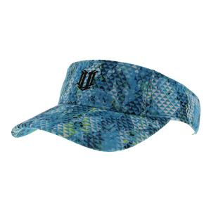 Women`s Tennis Visor Atlanta Print
