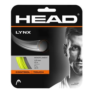 Head Lynx Tennis String Lime Green