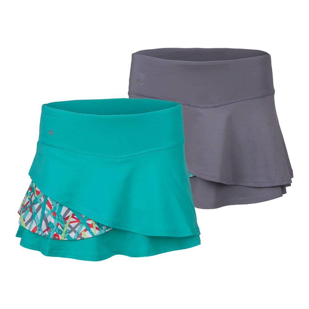 Women's Kaleidoscope Tennis Skort