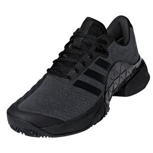 adidas full black shoes