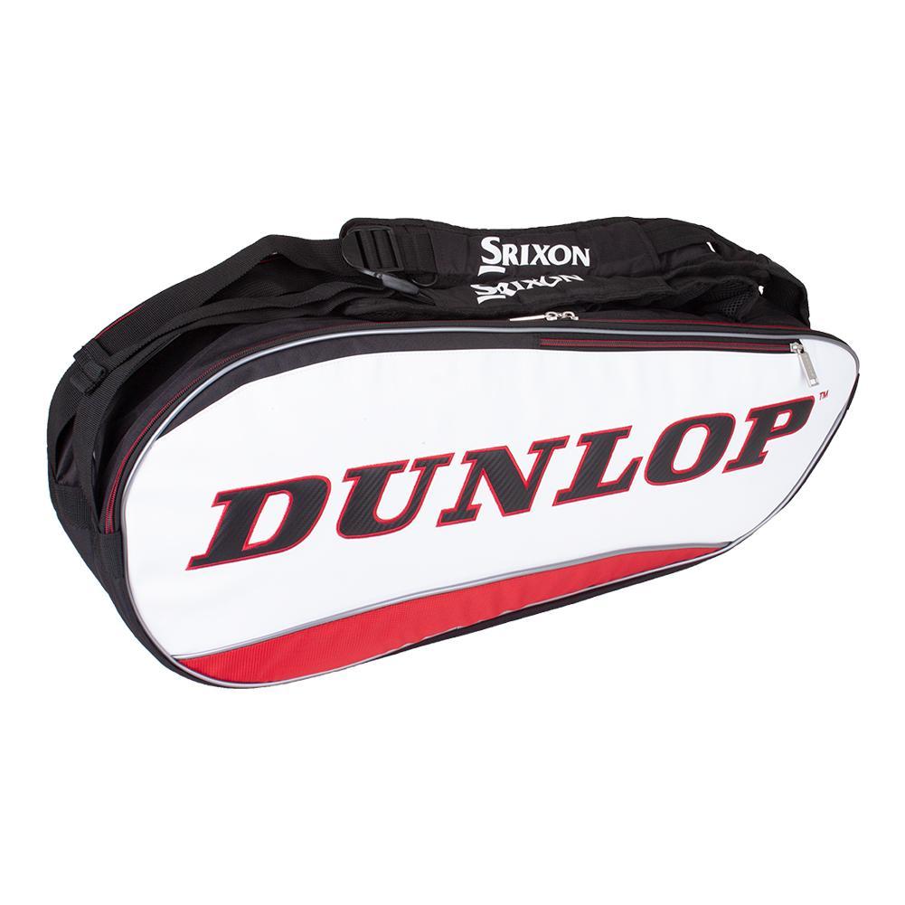 Srixon 8 Pack Tennis Bag Red
