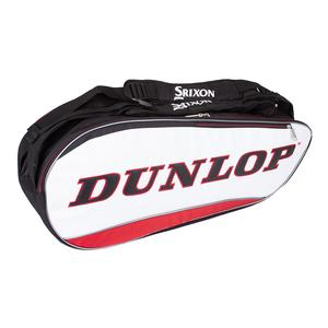 Srixon 8 Pack Tennis Bag Red