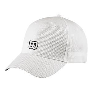 Youth Tour Tennis Cap White