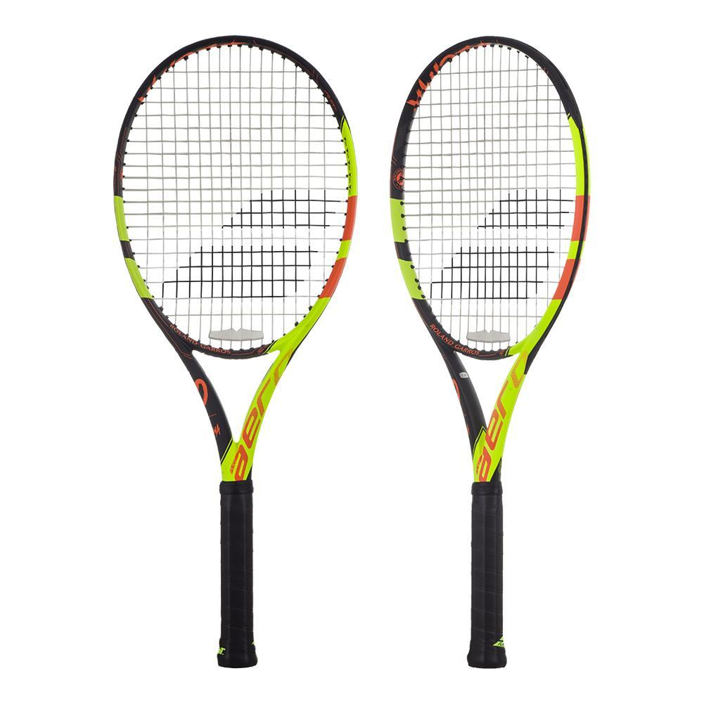 Pure Aero Decima French Open Demo Tennis Racquet 4_3/8