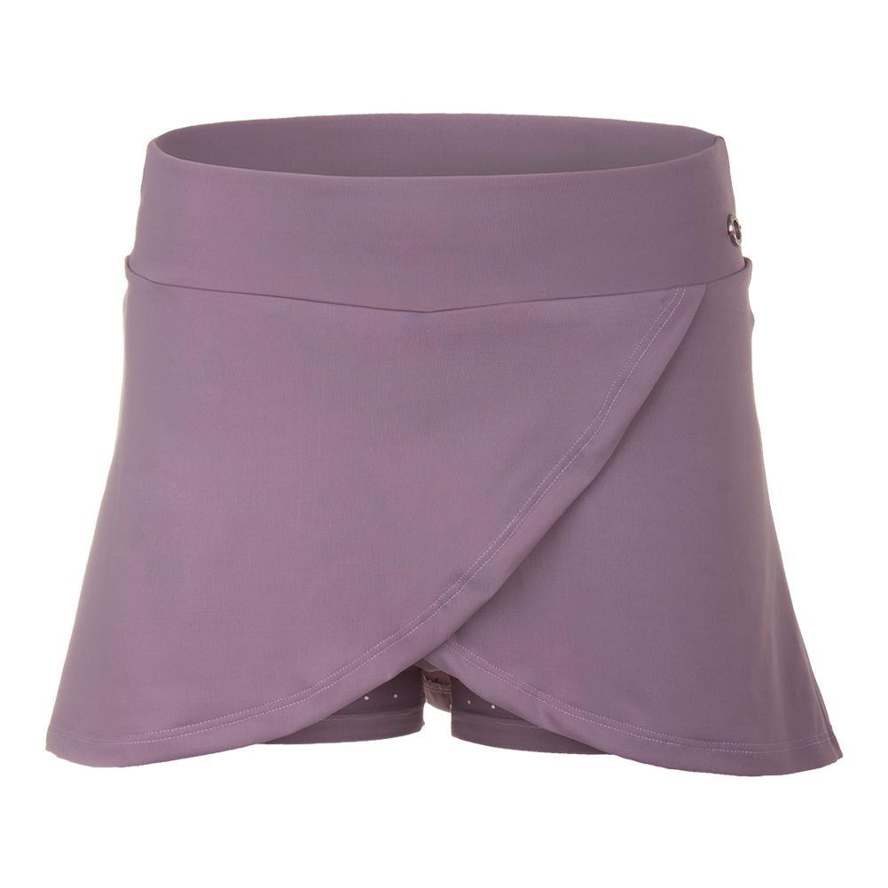 Women's Serendipity Tennis Skirt Satin