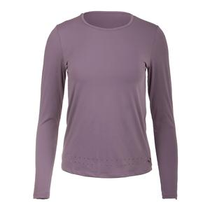Women`s Serendipity Long Sleeve Tennis Top Satin