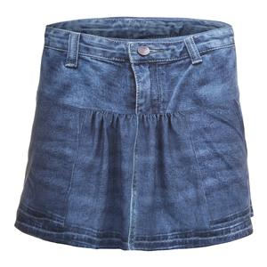 Women`s Pocket Tennis Skort Medium Denim
