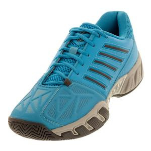 Men`s Bigshot Light 3 Tennis Shoes Malibu Blue and Magnet