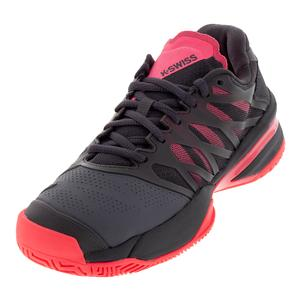 Women`s Ultrashot Tennis Shoes Magnet and Neon Pink