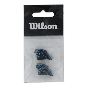 Carolina Panthers NFL Dampener 2 Pack