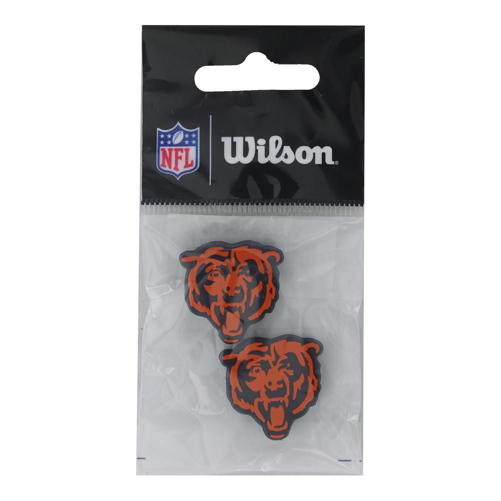 Chicago Bears Nfl Dampener 2 Pack