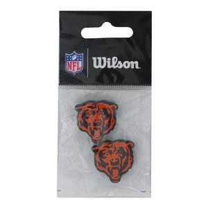 Chicago Bears NFL Dampener 2 Pack