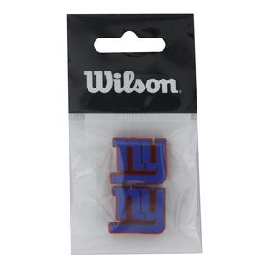 New York Giants NFL Dampener 2 Pack