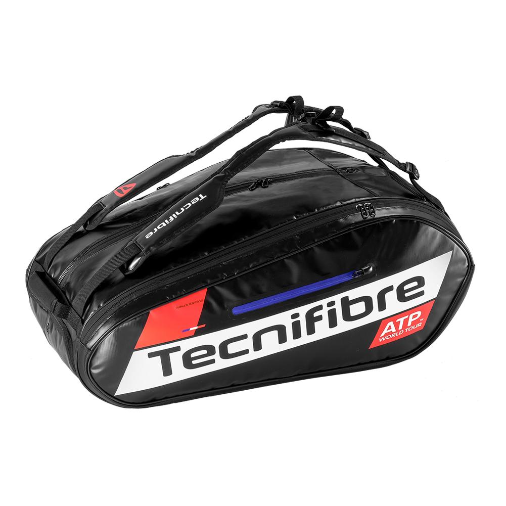 Atp Endurance 15 Pack Tennis Bag Black